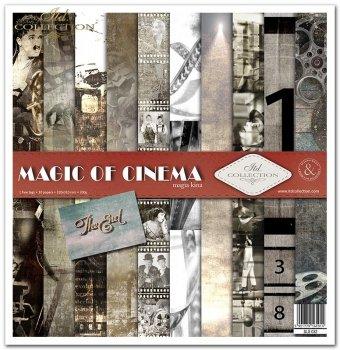 Zestaw do scrapbookingu SLS-032 Magic of Cinema