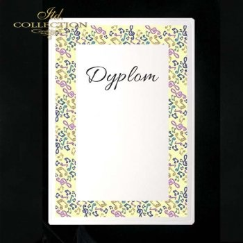 dyplom DS0036