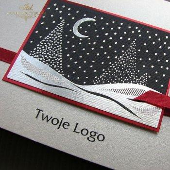 Kartki bożonarodzeniowe / Kartka świąteczna K454