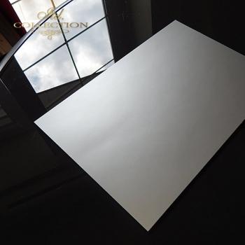 .Papier do scrapbookingu kolor srebrny matowy A4 * PSS004