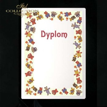 dyplom DS0024