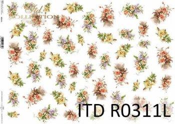 Papier ryżowy ITD R0311L
