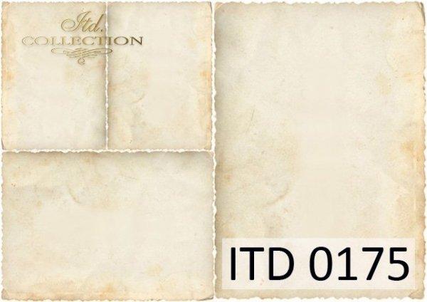 бумага для декупажа классическая D0175