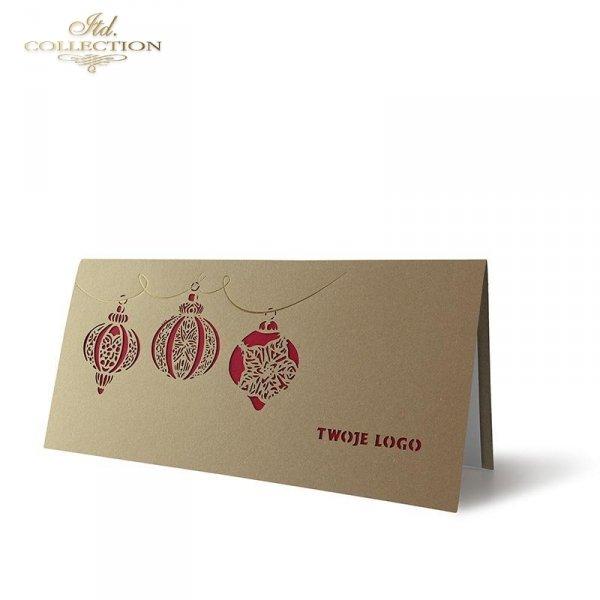 kartki świąteczne laserowe*Christmas cards laser
