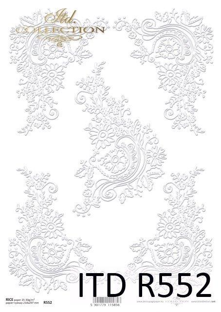 koronka, koronki, robótki ręczne, koronkowy, koronkowe, koronkowa, R552