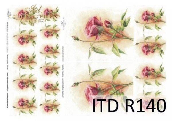 рисовая бумага для декупажа R0140