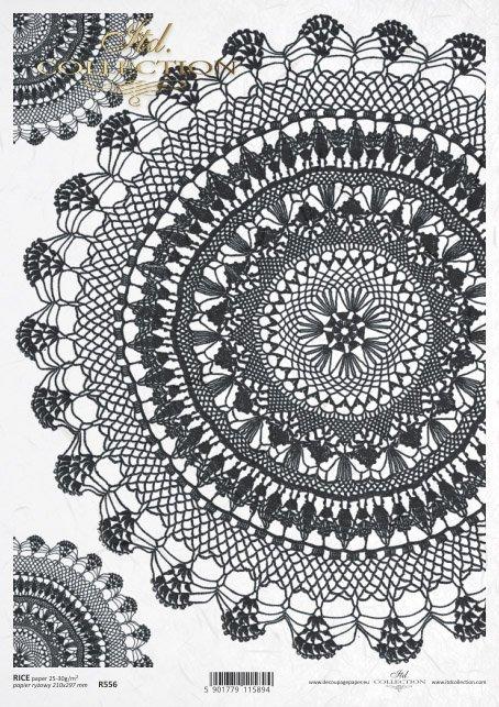 lace, hand-made, handmade, R556