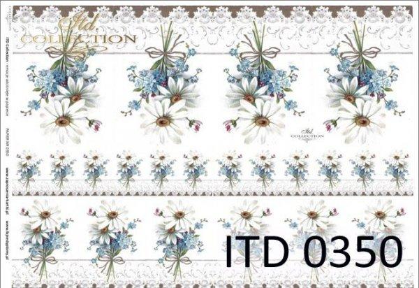 бумага для декупажа классическая D0350