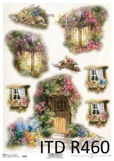 okno, okna, drzwi kwiaty, mała architektura, elementy architektury, Detale architektoniczne