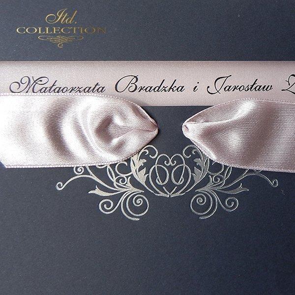 Einladungskarten / Hochzeitskarte 2009