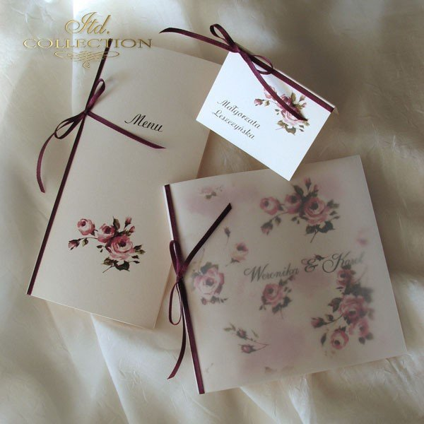 Einladungskarten / Hochzeitskarte 1720_1