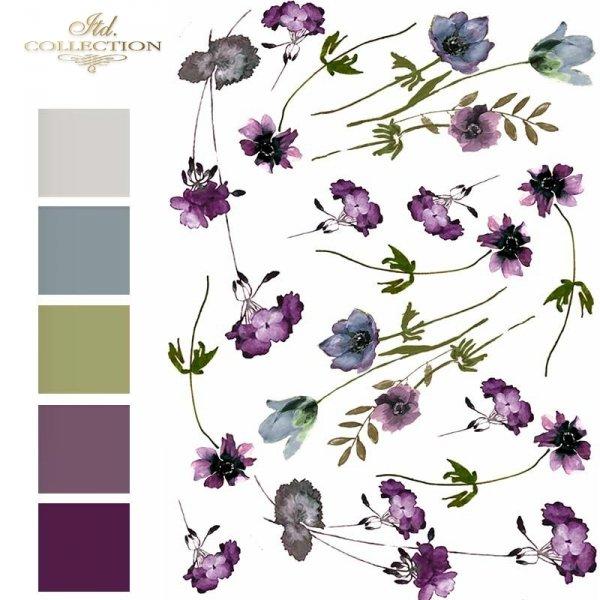 colours-01-niebiesko-fioletowe-delikatne-kwiaty-małe-kwiatki-dekoracje-kwiatowe-wiosenny-klimat-pachnącej-łąki-papier-ryżowy-do-decoupage-R0118