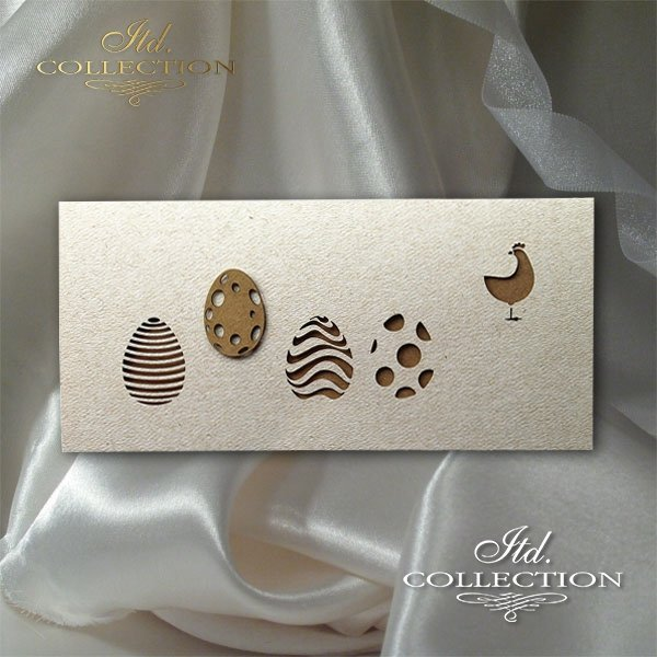 Easter card KW205