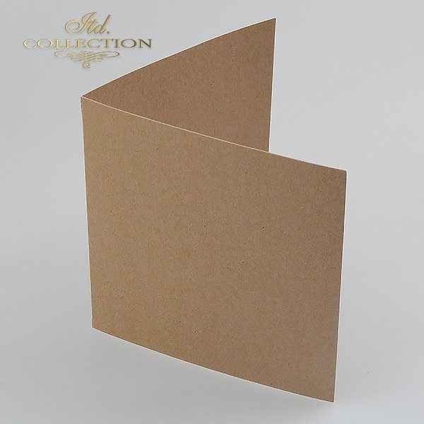 Card Base BDK-010 * dark beige