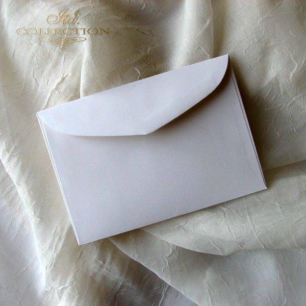 .Envelope KP04.02 114x162 naturally white
