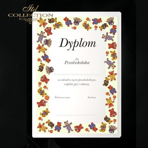 Diplomas Bears 1
