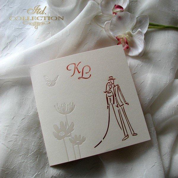 Invitations / Wedding Invitation 1726_24_gerbera