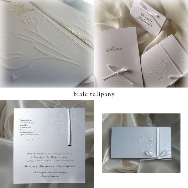 Invitations / Wedding Invitation 1223