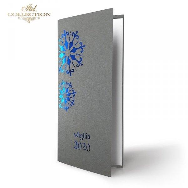 Zaproszenie biznesowe ZB005 z kopertą
