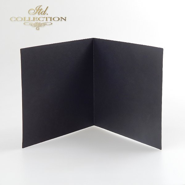 Card Base BDK-013 * black colour