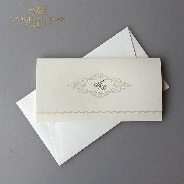 Zaproszenia ślubne / zaproszenie 2032