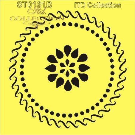 szablon * stencil * Schablone * шаблон * plantilla - ST0161