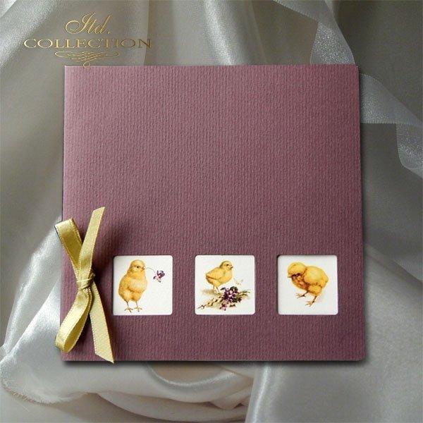 Kartka wielkanocna KW089