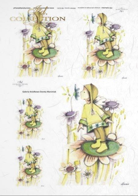 papier-ryżowy-decoupage-anioł-aniołek-aniołki-doniczka-kwiatki-ogrodniczka-Dorota-Marciniak-R0155