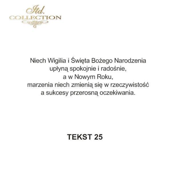 tekst - 25