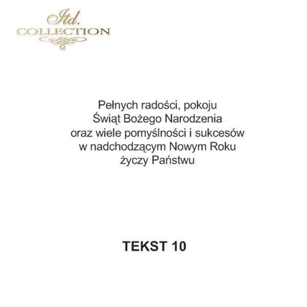 tekst - 10