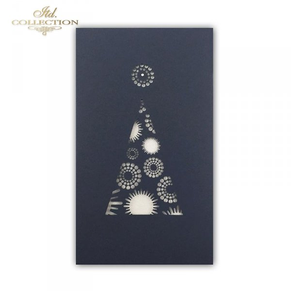 Kartki bożonarodzeniowe / Kartka świąteczna K470