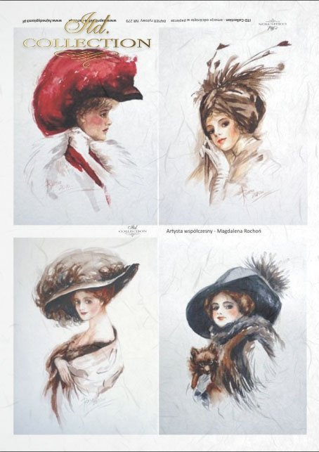 portrait, portraits, women, hairstyle, haircut, hat, retro, lady, Magdalena Rochoń, R279