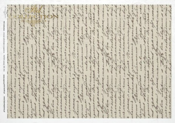 Papier ryżowy ITD R0052