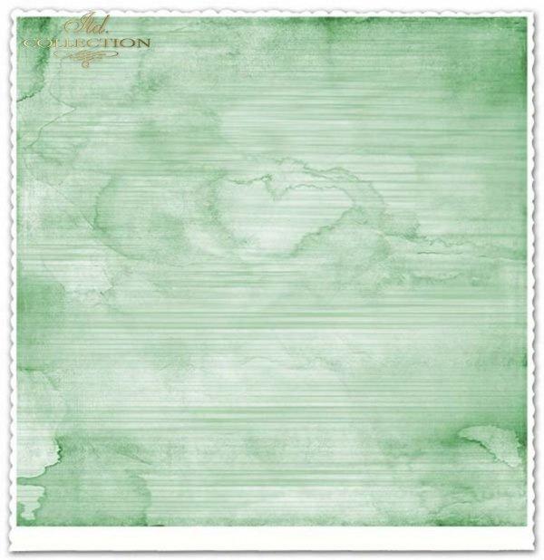 Papier dwustronny do scrapbookingu z aniołkami*Double-sided paper for scrapbooking with angels