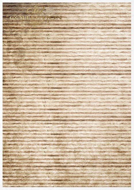 Conjunto creativo sobre papel de arroz - Fuego*Kreativsatz auf Reispapier - Feuer*Креативный набор на рисовой бумаге - Огонь