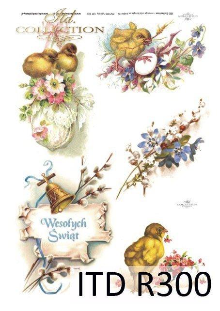 Wielkanoc, kurczaki, kurczaczki, kwiatki, wiosna, jajka, pisanki, dzwonek, R300