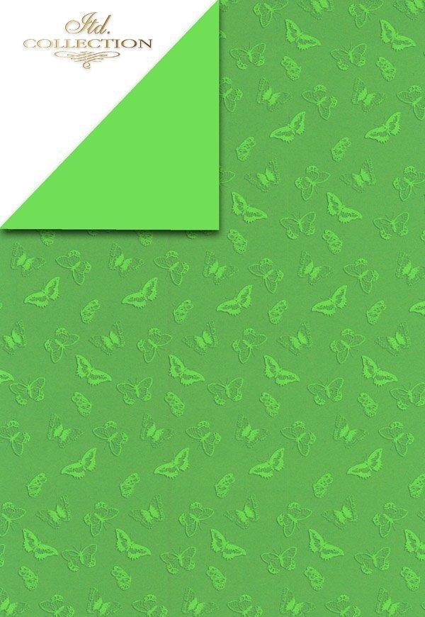 .Papier do scrapbookingu SCRAP-002 ''Spring''