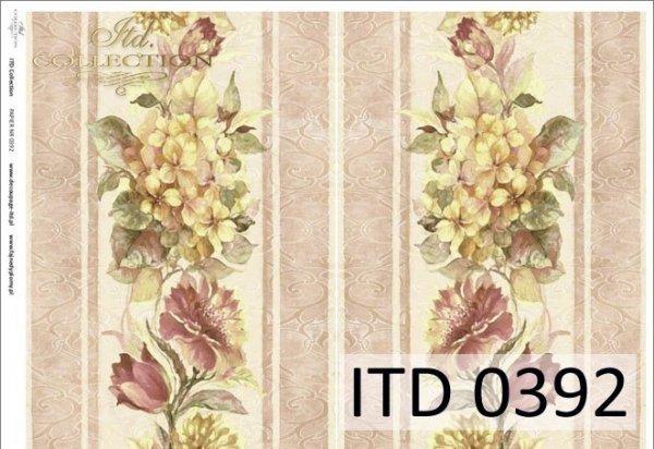 Papier decoupage ITD D0392M