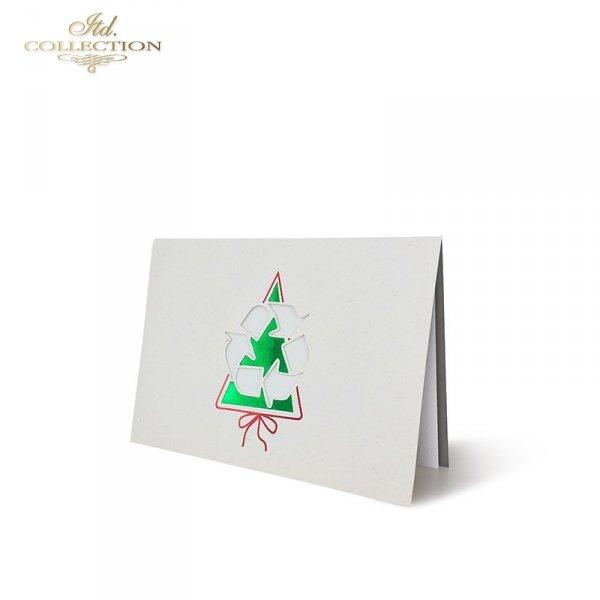 Kartki bożonarodzeniowe / Kartka świąteczna K217