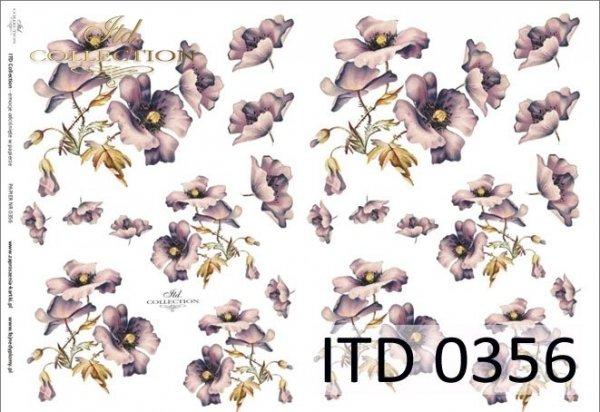 Papier decoupage ITD D0356M