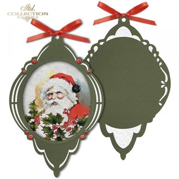 Bazy HDF, zawieszki, ramki, Bombki do dekorowania, ozdoby świąteczne, bazy do decoupage