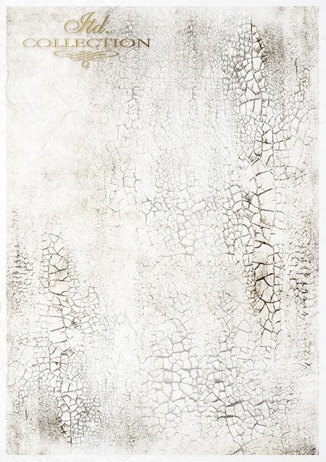 Zestaw kreatywny na papierze ryżowym - Zakochanie * Creative set on rice paper - In love