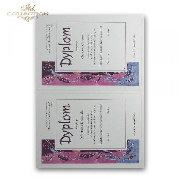 Dedykacje do książek-dyplomy szkolne-dyplomy przedszkolne-dyplomy dla dzieci-dyplomy z okazji