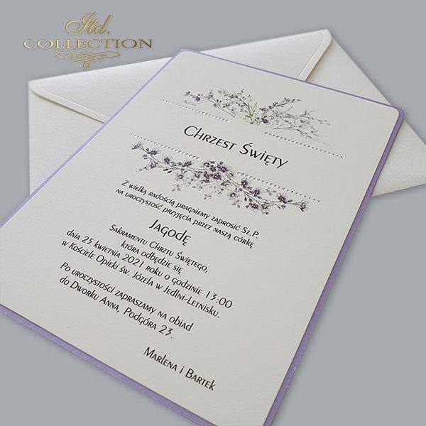 Invitaciones para bautizar, invitaciones para un niño * Приглашения на крещение, приглашения для ребенка