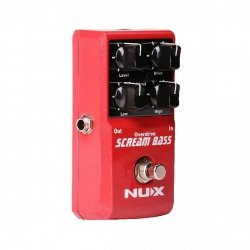 NUX Scream Bass - overdrive