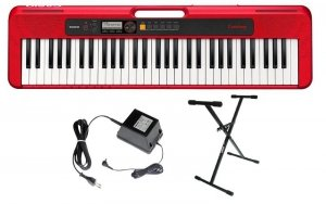 Casio CT-S200 RD- Keyboard + STATYW