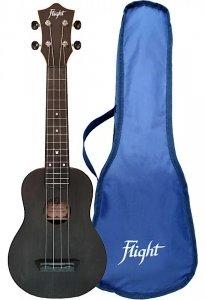 Flight TUS35 BK - ukulele sopranowe + POKROWIEC