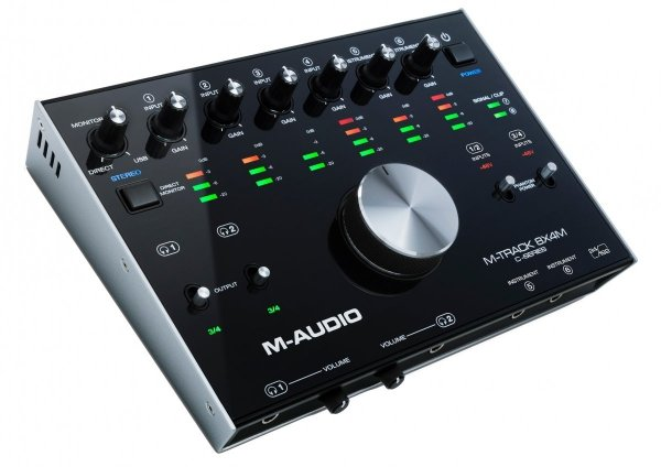 M-audio M-Track 8x4M - interfejs audio