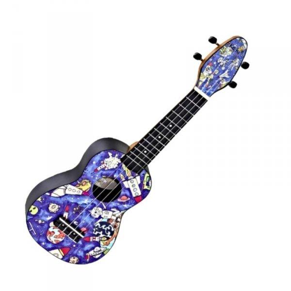 Keiki K2 SP - ukulele sopranowe + AKCESORIA
