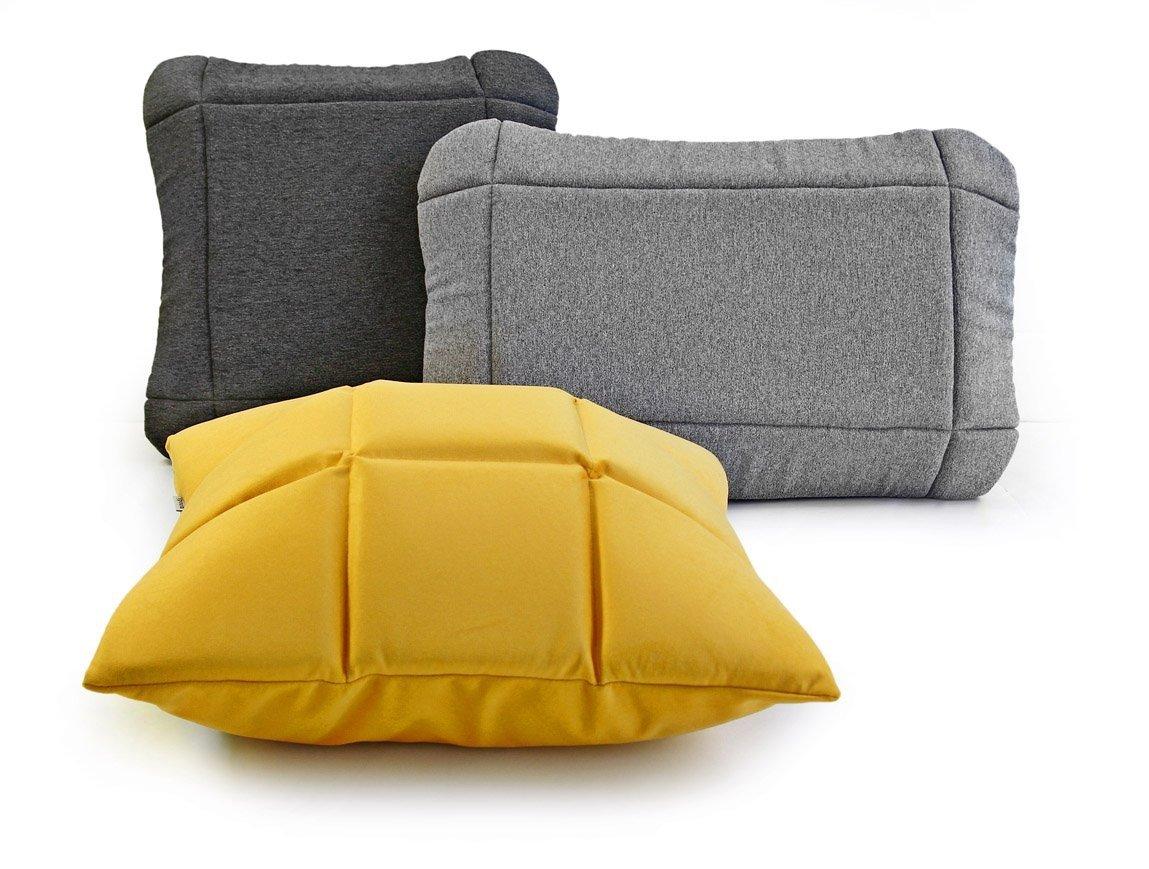 Trix Duża Poduszka Dekoracyjna 50x50 Cm Oliwkowa